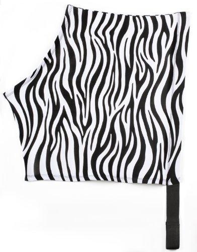united-sportproducts-germany-usg-15450000-163-305-teilkrperdecke-gre-l-zebra-design-4-wege-lycra-mat