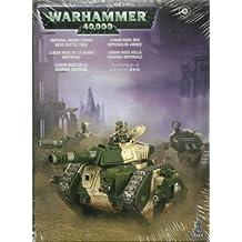 Warhammer 40K Corazzato Da Battaglia Leman Russ Della Guardia Imperiale