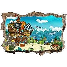piraten deko kinderzimmer - Suchergebnis auf Amazon.de für