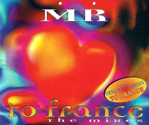The Eurodance Remixes (CD Album M.R. / Maggie Reilly, 6 Tracks)