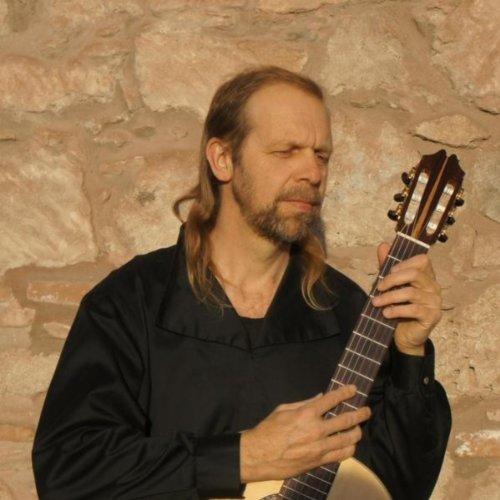 Flamenco Guitar Music Meditati...