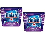 #10: Finish Quantum Max Dishwasher Tablets - 30 Count Pack Of 2