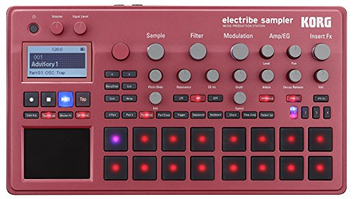 Electribe Sampler Red