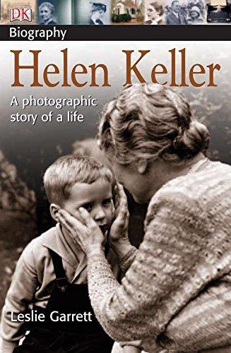 Helen Keller Dk (Dk Biography) por Leslie Garret
