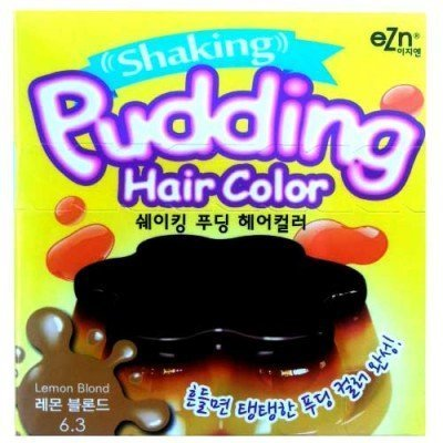 EZN Shaking Pudding Hair Color Korean Beauty