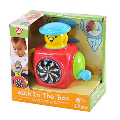 PlayGo 2830 - Kastenteufel, Babyspielzeug (Box Jack)