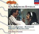 Rossini - Il barbiere di Siviglia / Nucci, Bartoli, Matteuzzi, Fissore, Burchuladze, Banditelli, Pertusi, Patane