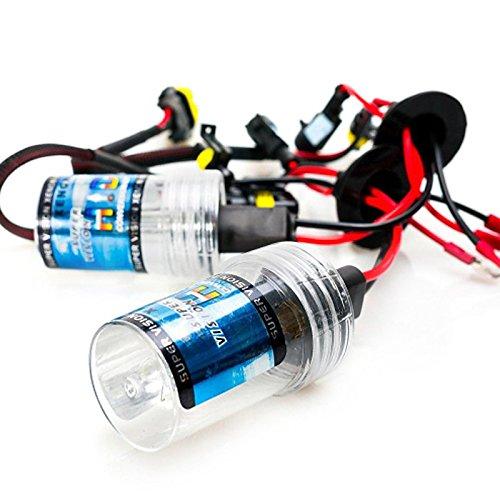 DXEWSE H3 12V 35W Xenon HID Ersatz-Glühlampen 10000k