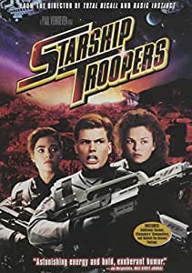 Starship Troopers [DVD] [1998] [Region 1] [US Import] [NTSC]