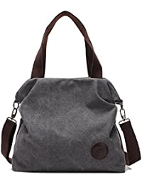 BYD - Mujeres Bag Bolsos bandolera Mutil Function Bag Crossbody Bag Tote Carteras de mano