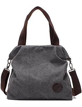 BYD - Damen Bag Schultertaschen Mutil Function Bag Crossbody Bag Tote Handtaschen