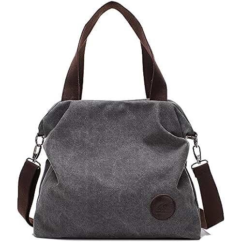 bolsos para el dia de la madre BYD - Mujeres Bag Bolsos bandolera Mutil Function Bag Crossbody Bag Tote Carteras de mano