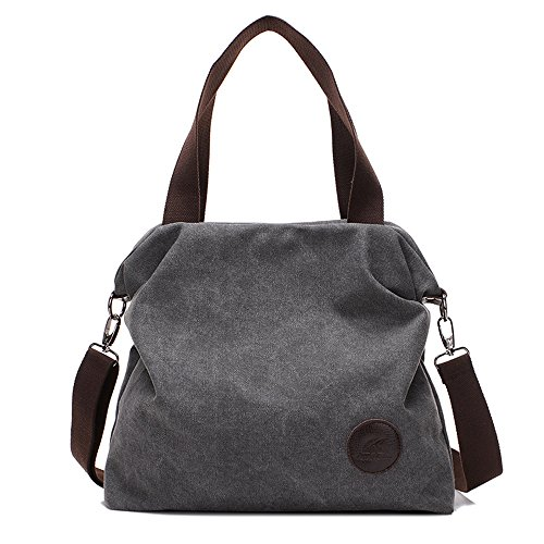 BYD - Mujeres Bag Bolsos bandolera Mutil Function Bag Crossbody Bag Tote...