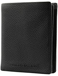 PORSCHE DESIGN Cervo 2.1 Billfold V14 Black