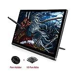HUION KAMVAS GT-191 V2 HD IPS 8192 Monitor de Gráficos de Sensibilidad a...