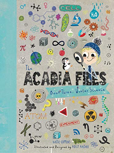 The Acadia Files: Book Three, Winter Science (English Edition)