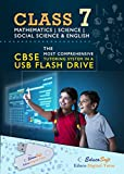 #6: Class 7 Powerful Dynamic CBSE Aligned Tutorials in a Pen Drive
