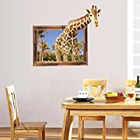 Suchergebnis Auf Amazon De Fur Wandbild Giraffe Wandtattoos