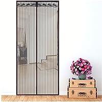Porte moustiquaire - Fait de la meilleure maille, cette porte peut être facilement enlevée en automne et en hiver.