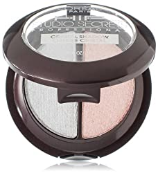 LOrea Paris HiP Studio Secrets Professional Crystal Eye Shadow Duos, Romantic, 0.08 Ounces by LOreal Paris