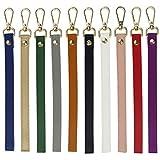 Udekit Mode Metall Gold Choker Halskette Set mit Anhänger für Frauen (8 Stück / Set)