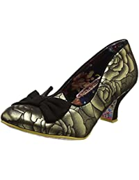Womens Eternally Grateful Closed Toe Heels Irregular Choice OG930o