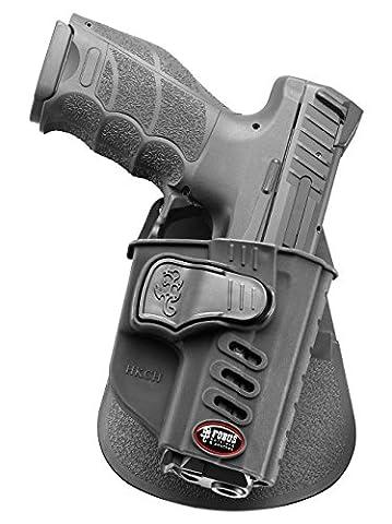 Fobus dissimulé porter Tactique étui pistolet rétention Paddle Holster sécurité