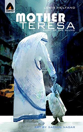 Mother Teresa: Saint Of The Slums (Campfire Heroes) por Lewis Helfand