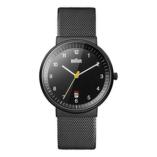 braun-bn0032bkbkmhg-montre-quartz-analogique-homme-bracelet-acier-inoxydable-noir