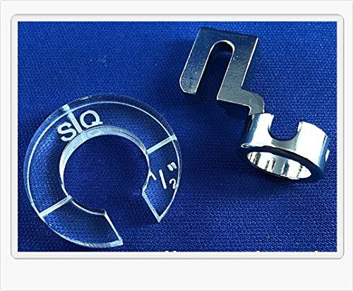 carabina SOHFA pinzas para la ropa con funda pinzas hechas de una bolsa de pl/ástico resistente incl funda con 50 piezas fijadas para pinzas para la ropa