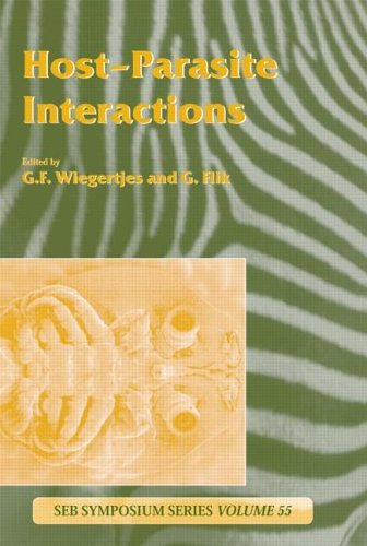 Host-parasite Interactions (society For Experimental Biology Book 55) por G.flik