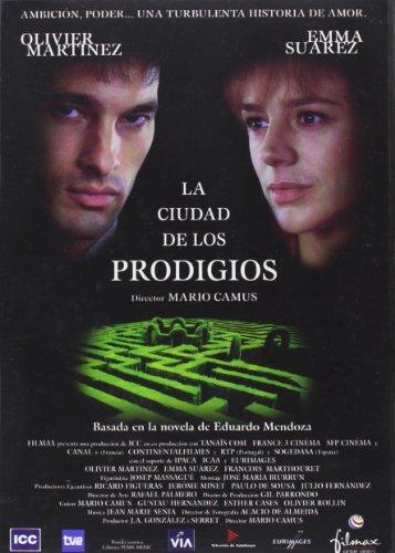 Bild von La Ciudad de los Prodigios (City Of Prodigies) [Spanien Import]
