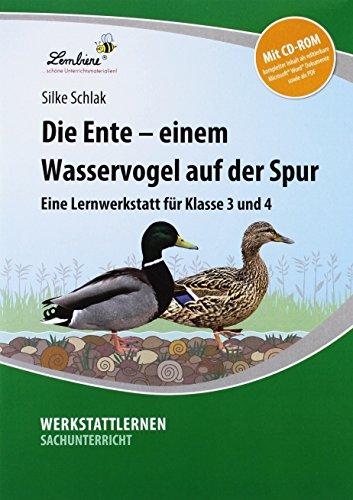 Die Ente - einem Wasservogel auf der Spur (Set): Grundschule, Sachunterricht, Klasse 3-4