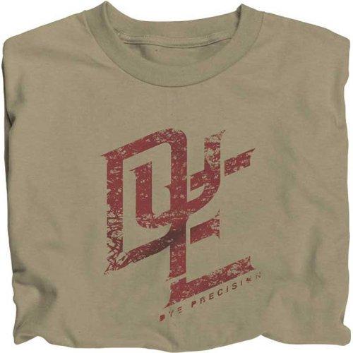 Dye Shirt Poseidon tan Gr.XL - Dye Paintball Bekleidung