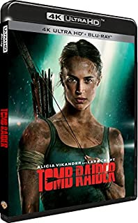 Tomb Raider [4K Ultra HD + Blu-Ray] (B07CPF7NCL) | Amazon price tracker / tracking, Amazon price history charts, Amazon price watches, Amazon price drop alerts