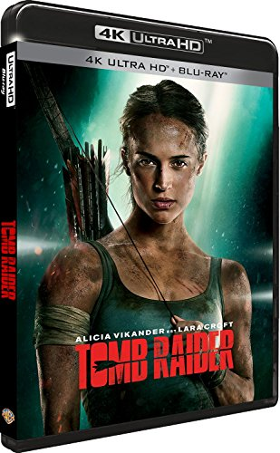 Tom raider 4k ultra hd [Blu-ray]