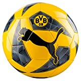 Puma Borussia Dortmund BVB Fan Ball Mini Cyber Yellow-Puma Black, standard