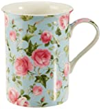 Maxwell Williams Maxwell & Williams Royal Old England S5698710 Cup with Hollyhock Design Packaged in Gift Box