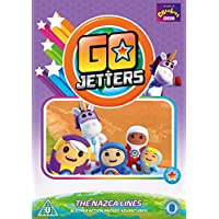 Go Jetters - The Nazca Lines & Other Adventures