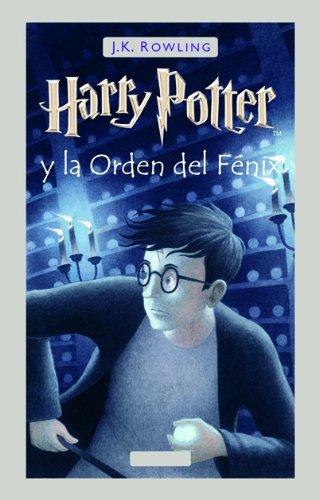 Harry Potter y la Orden del Fénix (Libro 5) eBook: Rowling, J.K. ...