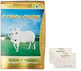 #1: Patanjali Cow's Ghee, 1 L with Free Saundarya Cream Body Cleanser, 2 Pieces