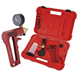 XTools Hand Held Vacuum Pump Kit For Brake Bleeding - With Case