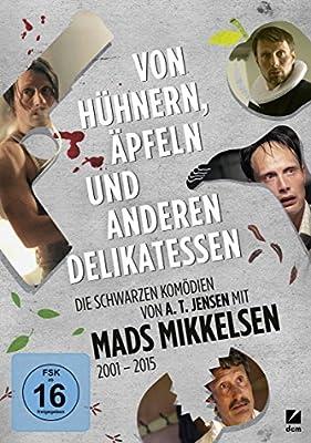 Von Hühnern, Äpfeln und anderen Delikatessen [4 DVDs]