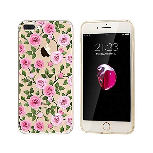 iphone-7-plus-fundala-caja-verde-de-la-hoja-nniuk-iphone-7-plus-camellia-tpu-ultra-claro-fino-suave-