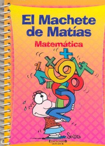 Machete 2 - Matematica por Fernando J. Sendra