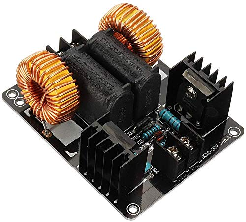 HiLetgo ZVS 20A 1000W Low Voltage Induction Heating Module Flyback Heater Driver Board