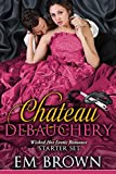 Best Erotic Romance - The Chateau Debauchery Starter Set: Wicked Hot Erotic Review