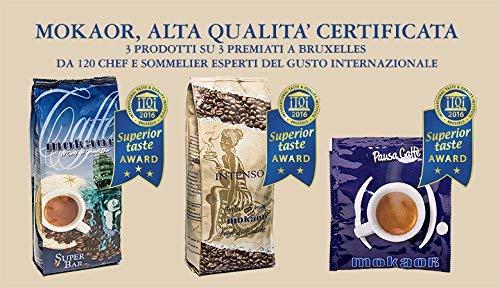 Mokaor - Confezione 50 Cialde - Pausa Caffè