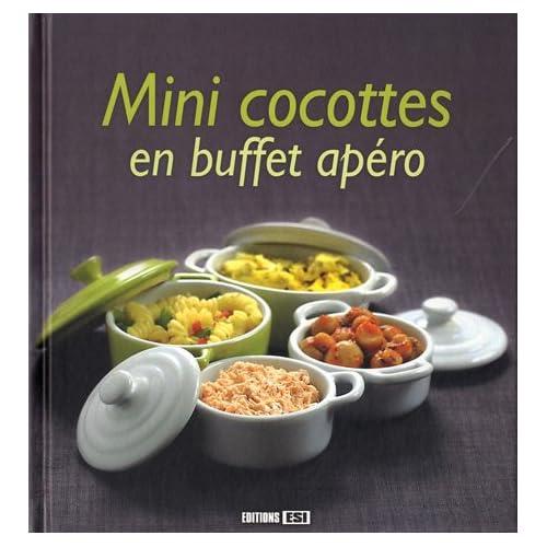 Mini cocottes en buffet apéro