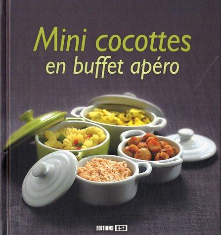 Mini cocottes en buffet apéro par Editions ESI